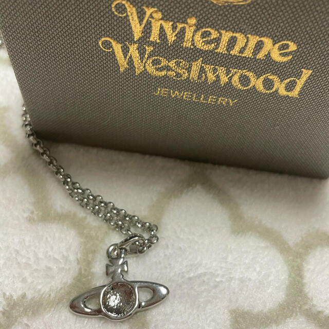 Vivienne Westwood(ヴィヴィアンウエストウッド)のヴィヴィアンウエストウッド レディースのアクセサリー(ネックレス)の商品写真
