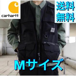carhartt - 【新品未使用品★Mサイズ】カーハート★ベスト★ブラック