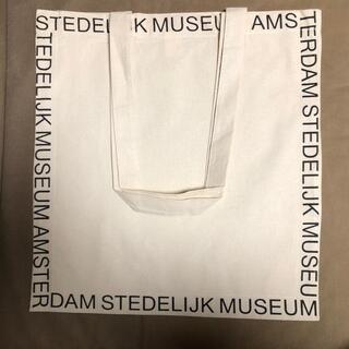 ヤエカ(YAECA)のアムステルダム市立美術館オリジナルエコバッグ トートバッグ (7)(エコバッグ)