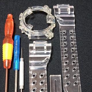 DW-8200用互換品 ベゼル、ベルトセット