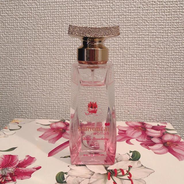 SAMOURAI(サムライ)のサムライウーマン ドルチェストロベリー  コスメ/美容の香水(香水(女性用))の商品写真