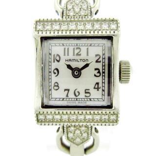 ハミルトン(Hamilton)のハミルトン - 280.002 レディース(腕時計)