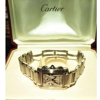 Cartier - 早い者勝ち カルティエ クロノリフレックスLM