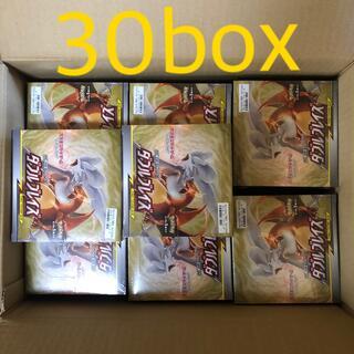 ポケモン(ポケモン)のポケモンダブルブレイズ 新品未開封 シュリンク付き 30BOX(Box/デッキ/パック)