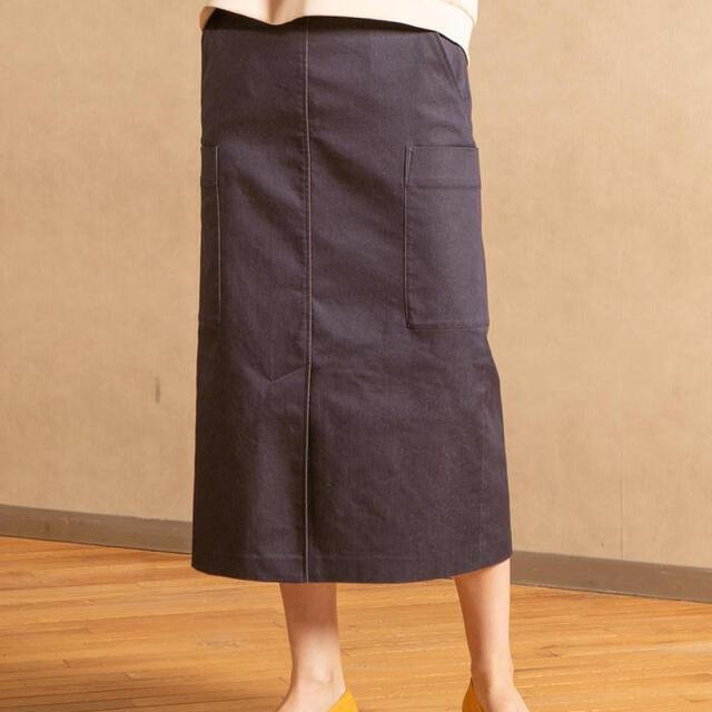 ketty(ケティ)の更に再値下げ❗️新品未使用❣️定価¥9700 ストレッチスカート ケティシェリー レディースのスカート(ロングスカート)の商品写真