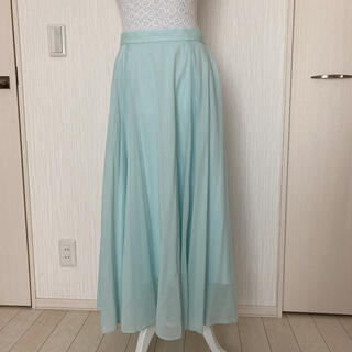 ユナイテッドアローズ(UNITED ARROWS)のユナイテッドアローズ スカート Lサイズ(ロングスカート)