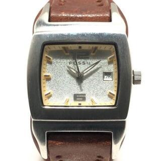 フォッシル(FOSSIL)のフォッシル 腕時計 - JR-9165 レディース(腕時計)