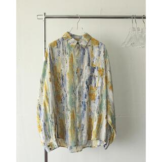 TODAYFUL - TODAYFUL  Paint Rough Shirts