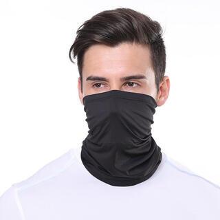 フェイスカバー フェイスガード バフ 日焼け防止 飛沫対策 冷感(バンダナ/スカーフ)