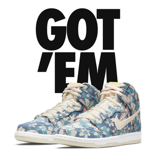 "NIKE - ダンクハイ NIKE SB DUNK HIGH ""HAWAII"""