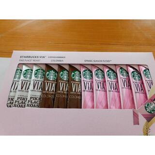 Starbucks Coffee - スターバックス ヴィア 1杯分インスタントコーヒー 12袋