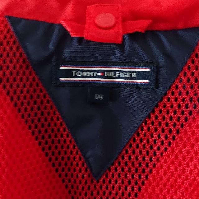 TOMMY HILFIGER(トミーヒルフィガー)のトミーヒルフィガー キッズ ウインドブレーカー(ベスト付き) キッズ/ベビー/マタニティのキッズ服男の子用(90cm~)(ジャケット/上着)の商品写真