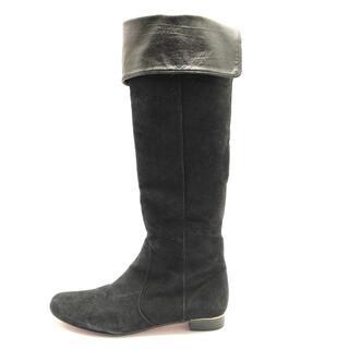 ユナイテッドアローズ(UNITED ARROWS)のユナイテッドアローズ 37 レディース - 黒(ブーツ)