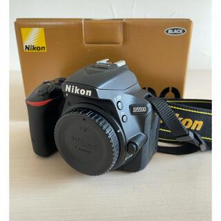 Nikon - Nikon D5500 NIKKOR40mm 1.28G付き