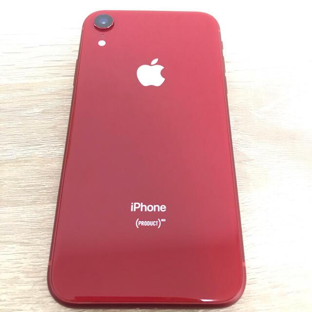 iPhone(アイフォーン)のiPhone XR 64GB SIMフリー スマホ/家電/カメラのスマートフォン/携帯電話(スマートフォン本体)の商品写真