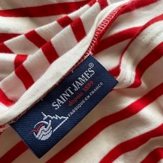 セントジェームス(SAINT JAMES)のセントジェームス tシャツ(カットソー(長袖/七分))