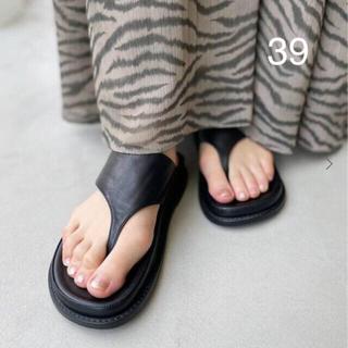 L'Appartement DEUXIEME CLASSE - L'Appartement 【MOHI/モヒ】SANDAL 39