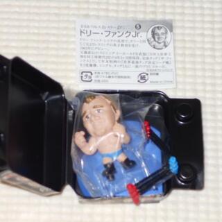 全日本プロレス レスラーフィギュアコレクション GERGIA ドリー・ファンクJ(スポーツ)