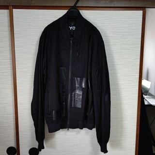 Y-3 - 定価8万YOHJI YAMAMOTO × adidas Y3 MA1 ブルゾン