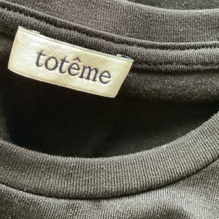 ドゥーズィエムクラス(DEUXIEME CLASSE)のtoteme tシャツ(Tシャツ(半袖/袖なし))