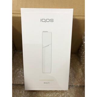 アイコス(IQOS)の新品 未使用 未開封 IQOS 3 MULTI アイコス 3 マルチ ♪(タバコグッズ)
