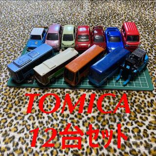 TOMMY - TOMICA トミカ ミニカー ランクル 他  12台 まとめ売り
