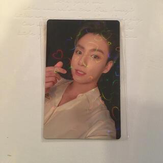 BTS BE deluxe edition トレカ ジョングク
