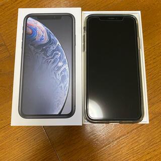 Apple - iPhone XR Black 64 GB