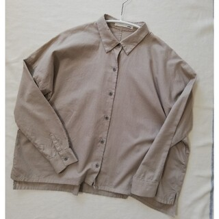 エヴァムエヴァ(evam eva)のevam eva cotton 100% ブラウス シャツ(シャツ/ブラウス(長袖/七分))