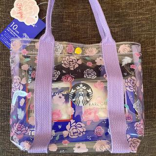 スターバックスコーヒー(Starbucks Coffee)のスターバックスティバーナアソート トートセット☆(茶)