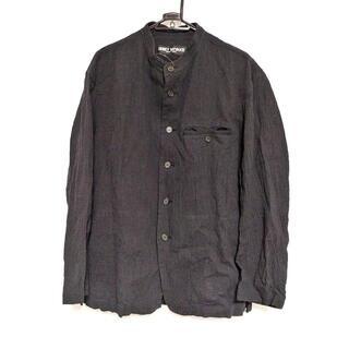 イッセイミヤケ(ISSEY MIYAKE)のイッセイミヤケ サイズ3 L メンズ - 黒(シャツ)