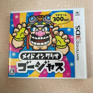 ニンテンドー3DS - メイド イン ワリオ ゴージャス 3DS
