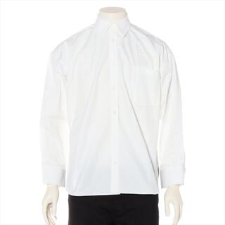 バレンシアガ(Balenciaga)のバレンシアガ  コットン 34 ホワイト メンズ その他トップス(その他)