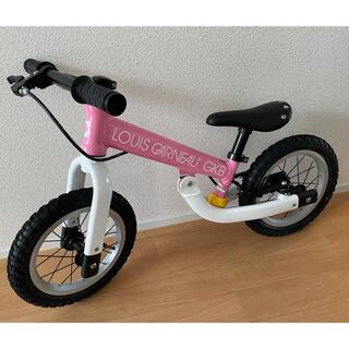 ルイガノ(LOUIS GARNEAU)のmako様専用✧ストライダー ルイガノ(自転車)
