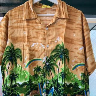 アートヴィンテージ(ART VINTAGE)の2000円セール⭕️90s アロハシャツ 開襟シャツ 派手柄 ハワイアンシャツ(シャツ)