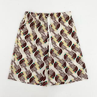 グッチ(Gucci)のグッチ ノースフェイス コラボハーフパンツ 44サイズ(ショートパンツ)