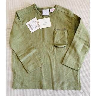 ZARA - ZARA ロングTシャツ 85サイズ