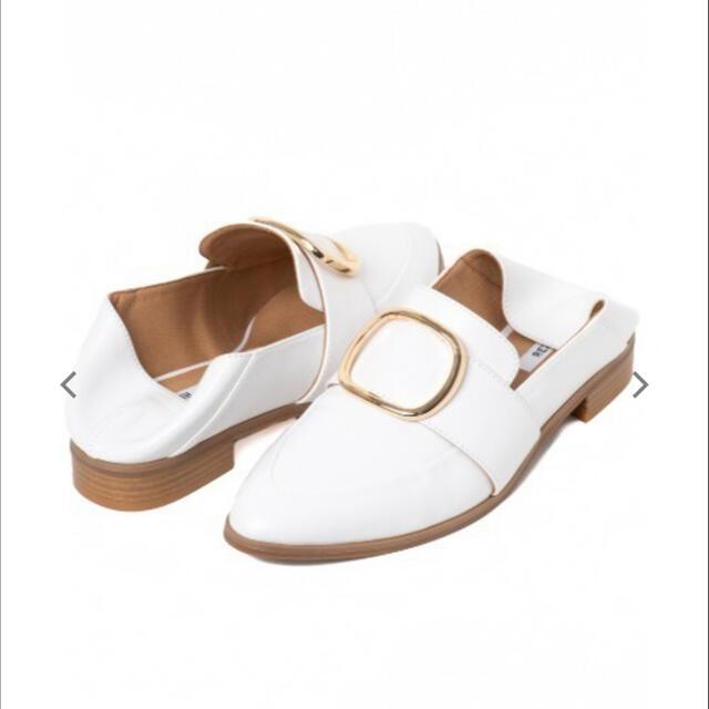 REZOY(リゾイ)のREZOY ローファー LL 新品未使用 レディースの靴/シューズ(ローファー/革靴)の商品写真