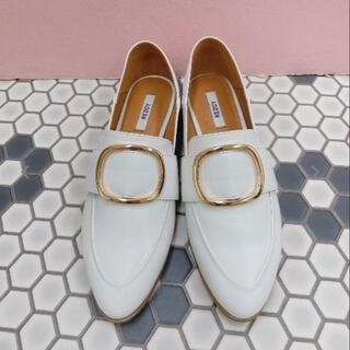 リゾイ(REZOY)のREZOY ローファー LL 新品未使用(ローファー/革靴)