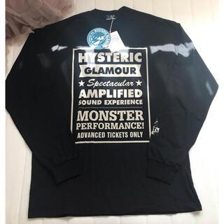 HYSTERIC GLAMOUR - 新品ヒステリックグラマー 長袖 Tシャツ