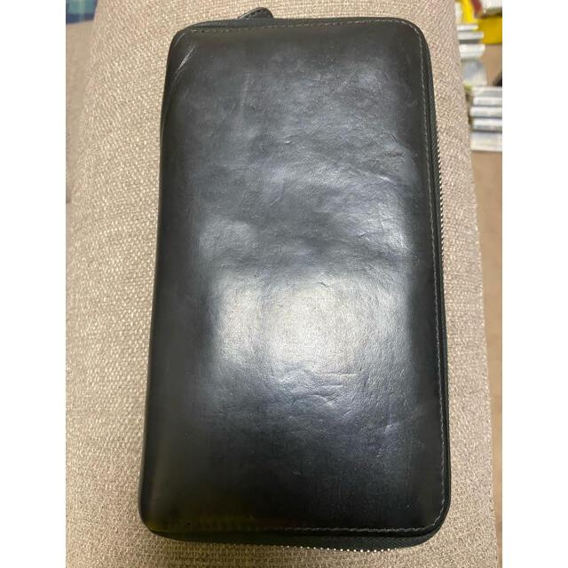 WHITEHOUSE COX(ホワイトハウスコックス)のホワイトハウスコック長財布 メンズのファッション小物(長財布)の商品写真