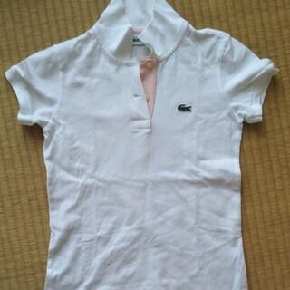 ラコステ(LACOSTE)の格安亭さま専用ラコステポロシャツサイズ10(Tシャツ/カットソー)