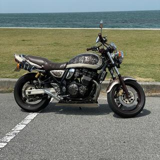 スズキ - バイク スズキ イナズマ400cc