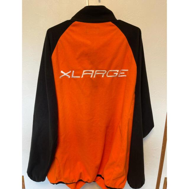 XLARGE(エクストララージ)のXLARGE ジャケット ガードマン着用 メンズのジャケット/アウター(ナイロンジャケット)の商品写真