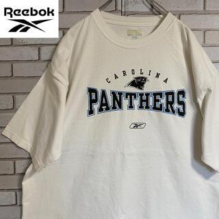 リーボック(Reebok)の90s 古着 リーボック Tシャツ プリント ビッグシルエット ゆるだぼ(Tシャツ/カットソー(半袖/袖なし))