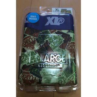 エクストララージ(XLARGE)の新品未開封X-LARGE ボクサーパンツXL(ボクサーパンツ)