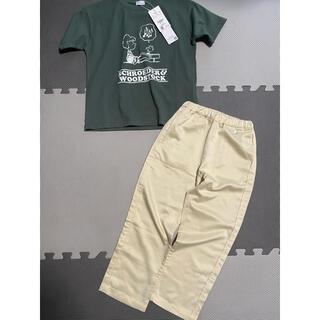 ローリーズファーム(LOWRYS FARM)のTシャツ&パンツセット(Tシャツ/カットソー)