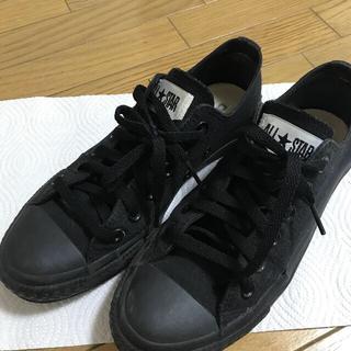 CONVERSE - コンバース converse スニーカー 靴 黒 24