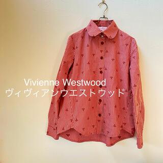ヴィヴィアンウエストウッド(Vivienne Westwood)のVivienne Westwood ヴィヴィアンウエストウッド【2】ブラウス (シャツ/ブラウス(長袖/七分))