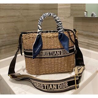 Dior - クリスチャン ディオール バスケットカゴバッグ